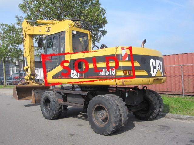 1999 CAT M 318_s