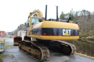 2003 CAT 330 CL_2