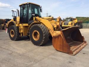 2011 - CAT 950 H