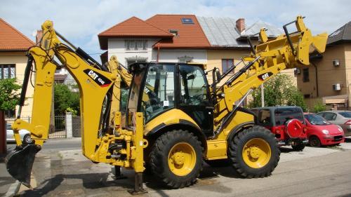 2007 CAT 434 E